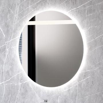 Miroir rétro-éclairé DISKO