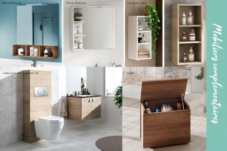 Nouveautés : mobiliers complémentaires