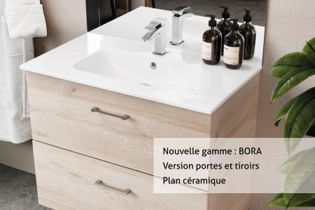Nouvelle gamme : BORA & son plan en céramique