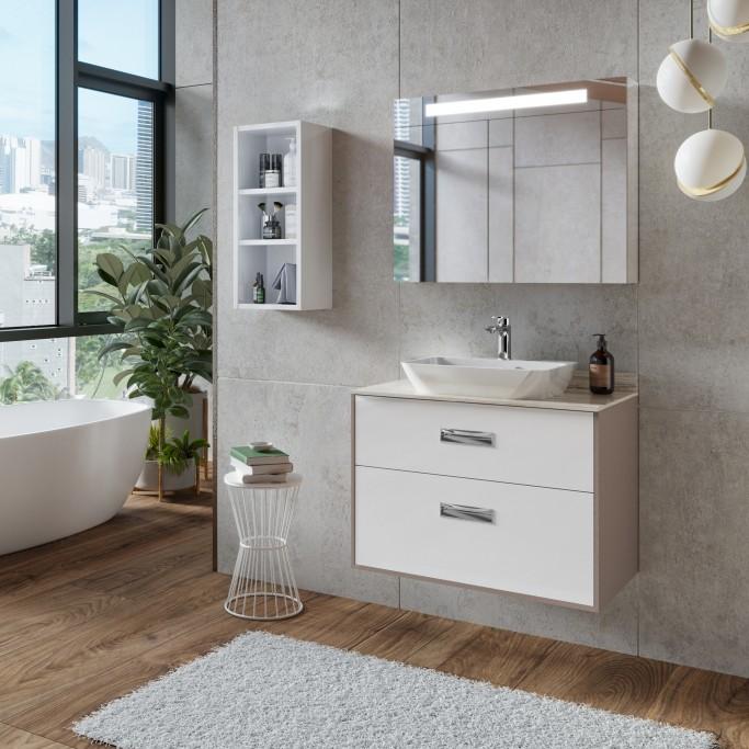 Images Collection de meubles de salle de bain