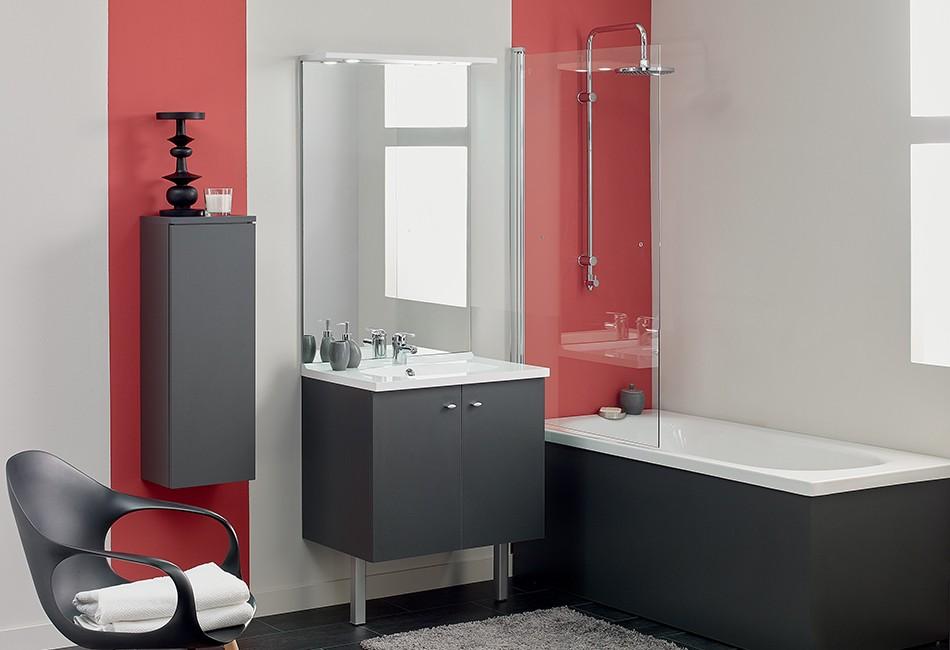 Meuble salle de bain portes professionnels