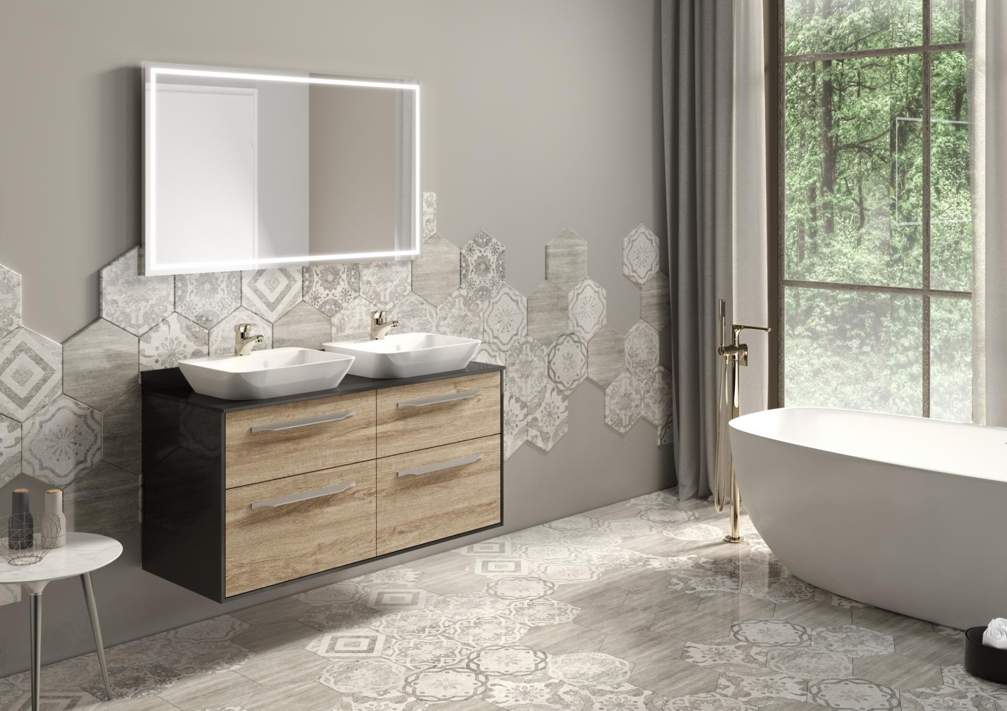 Odeya mobilier de salle de bain