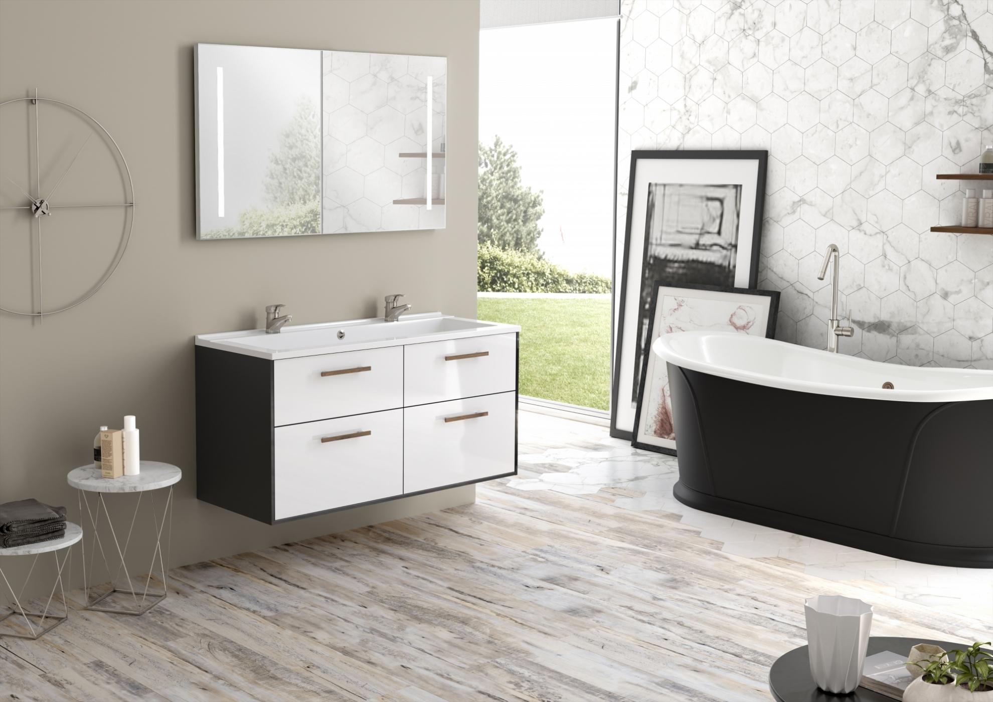 meuble salle de bain odeya